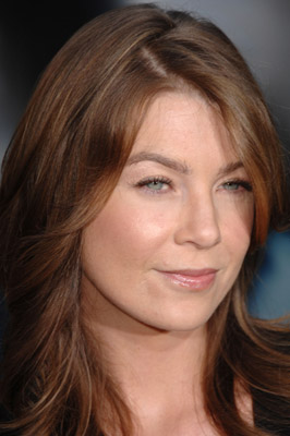 Ellen Pompeo at The Bourne Ultimatum (2007)