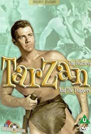 Tarzan and the Trappers (1958) Poster - Movie Forum, Cast, Reviews