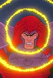 Enter Magneto Poster