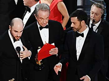 2017 Oscars Top Moments: 'La La Land' producer Jordan Horowitz on realizing that 'Moonlight' won the Oscar for Best Picture.
