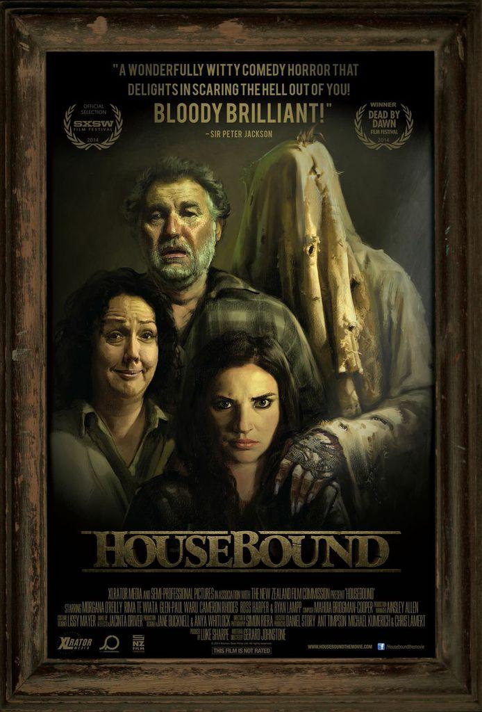 Ev Hapsi – Housebound Türkçe Dublaj HD izle