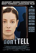 Image of Don't Tell