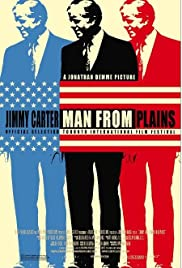 Jimmy Carter Man from Plains (2007) Poster - Movie Forum, Cast, Reviews