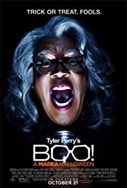 Boo! A Madea Halloween (2016) Poster - Movie Forum, Cast, Reviews