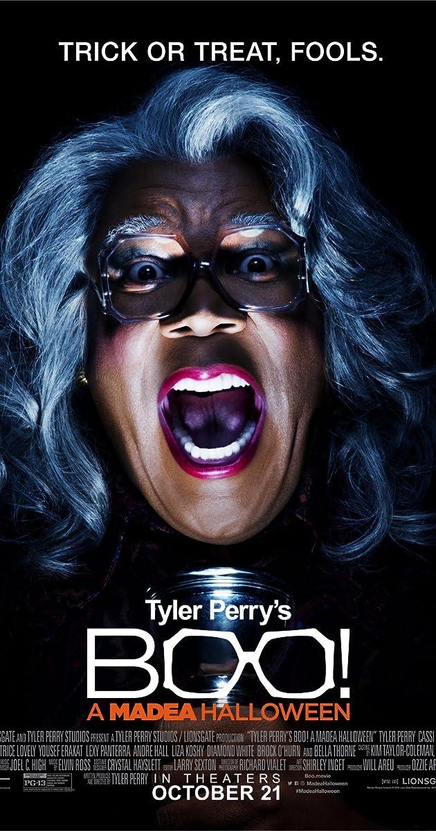 Boo! A Madea Halloween (2016) - Cast - IMDb
