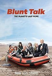 Blunt Talk Poster - TV Show Forum, Cast, Reviews