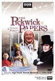 The Pickwick Papers Poster - TV Show Forum, Cast, Reviews