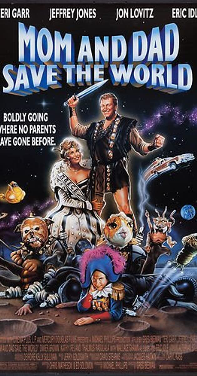 mom and dad save the world 1992 imdb