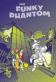 The Funky Phantom Poster