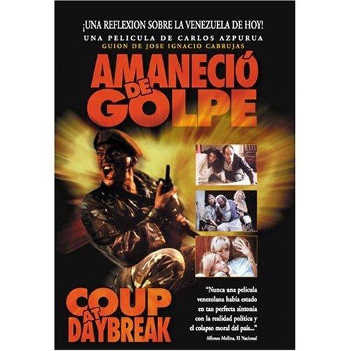 AMANECIO DE GOLPE