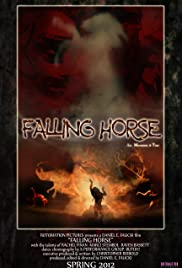Falling Horse Poster