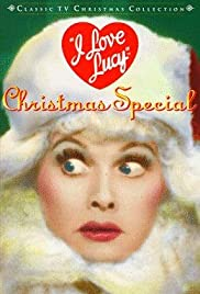 The I Love Lucy Christmas Show Poster