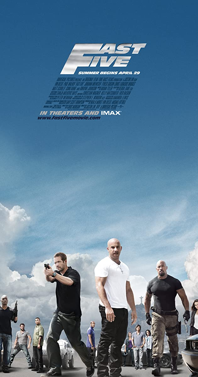 fast and furious 5 free movie