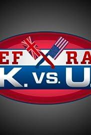 Chef Race: UK vs U.S. Poster