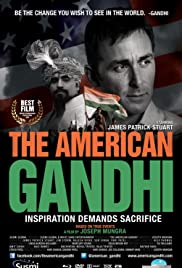 The American Gandhi Poster