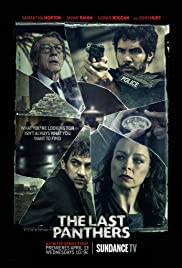 The Last Panthers Poster - TV Show Forum, Cast, Reviews