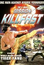 Mission: Killfast Poster