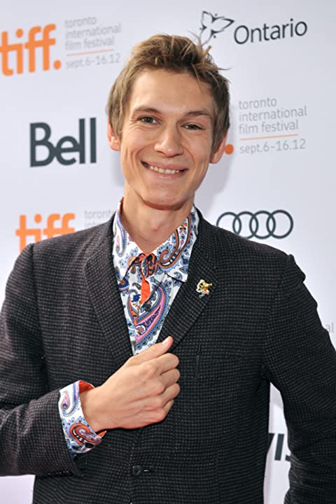 Landon Pigg at an event for The Perks of Being a Wallflower (2012)