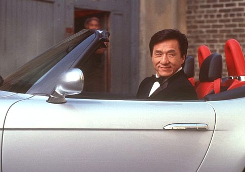 Jackie Chan in The Tuxedo (2002)
