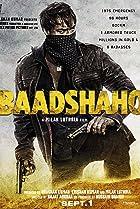 Baadshaho (2017) Poster