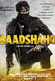 Baadshaho (2017) Poster - Movie Forum, Cast, Reviews