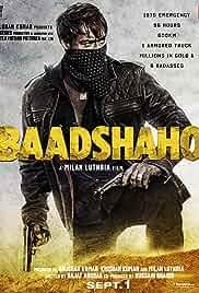 Baadshaho Poster