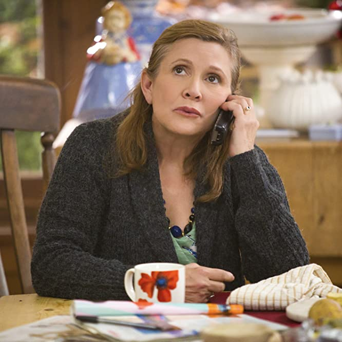 Carrie Fisher in Catastrophe (2015)