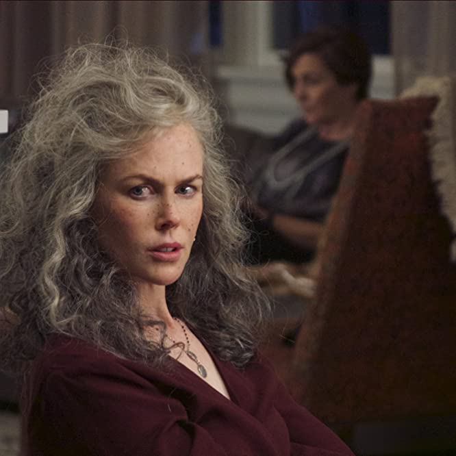 Nicole Kidman and Marg Downey in Top of the Lake (2013)