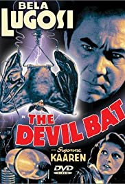 The Devil Bat Poster