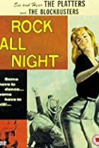 Rock All Night (1957) Poster