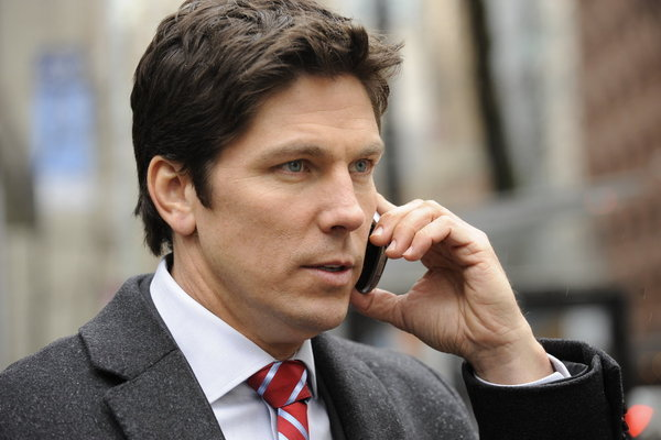 Michael Trucco in Fairly Legal (2011)
