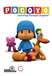 Invisible Pocoyo Poster