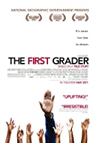 Image of The First Grader
