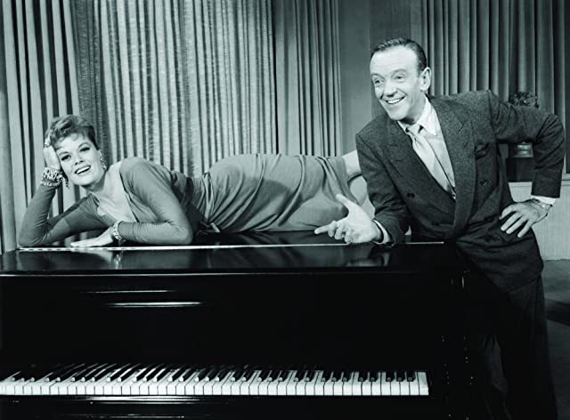 Fred Astaire and Janis Paige in Silk Stockings (1957)