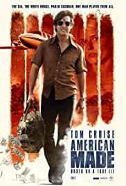 Watch American Made (2017) Online Free