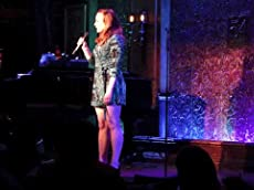 Singing Reel. Anne Clare Gibbons-Brown at 54 Below.