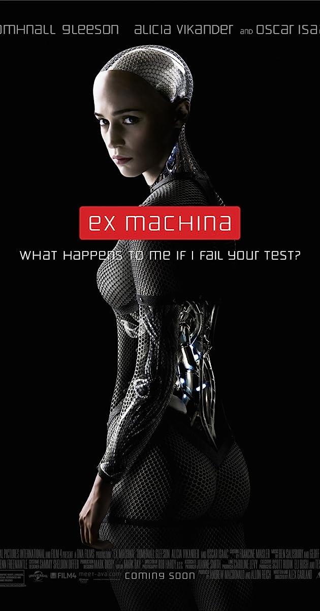 Ex Machina (2015) - IMDb