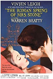 The Roman Spring of Mrs. Stone (1961) Poster - Movie Forum, Cast, Reviews