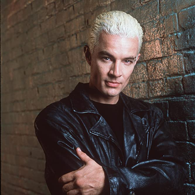 James Marsters in Buffy the Vampire Slayer (1997)