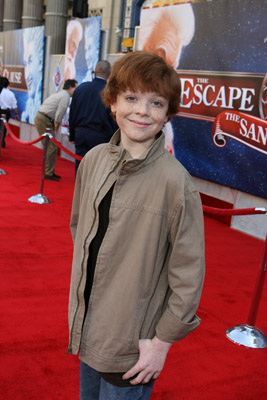 Cameron Monaghan at The Santa Clause 3: The Escape Clause (2006)