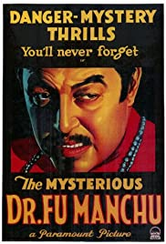 The Mysterious Dr. Fu Manchu(1929) Poster - Movie Forum, Cast, Reviews