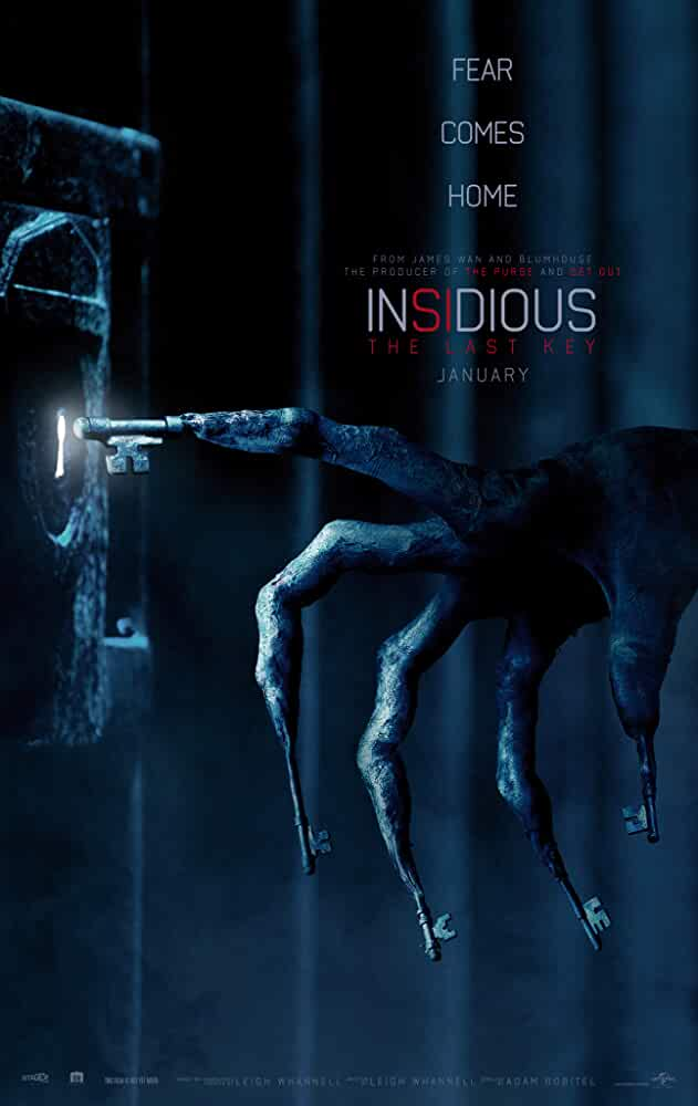 Insidious The Last Key 2018 Hindi Dubbed 720p CAMRip 700MB