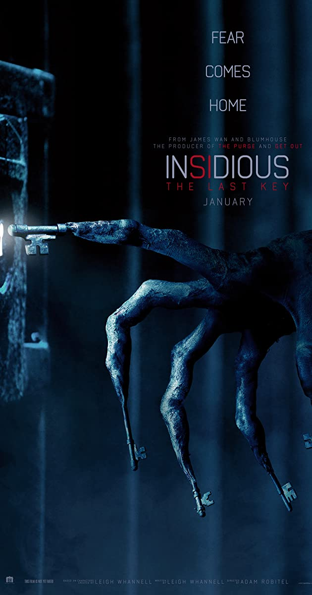 Insidious: Chapter 4 (2018) Full Movie