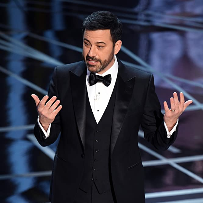 Jimmy Kimmel at an event for The Oscars (2017)