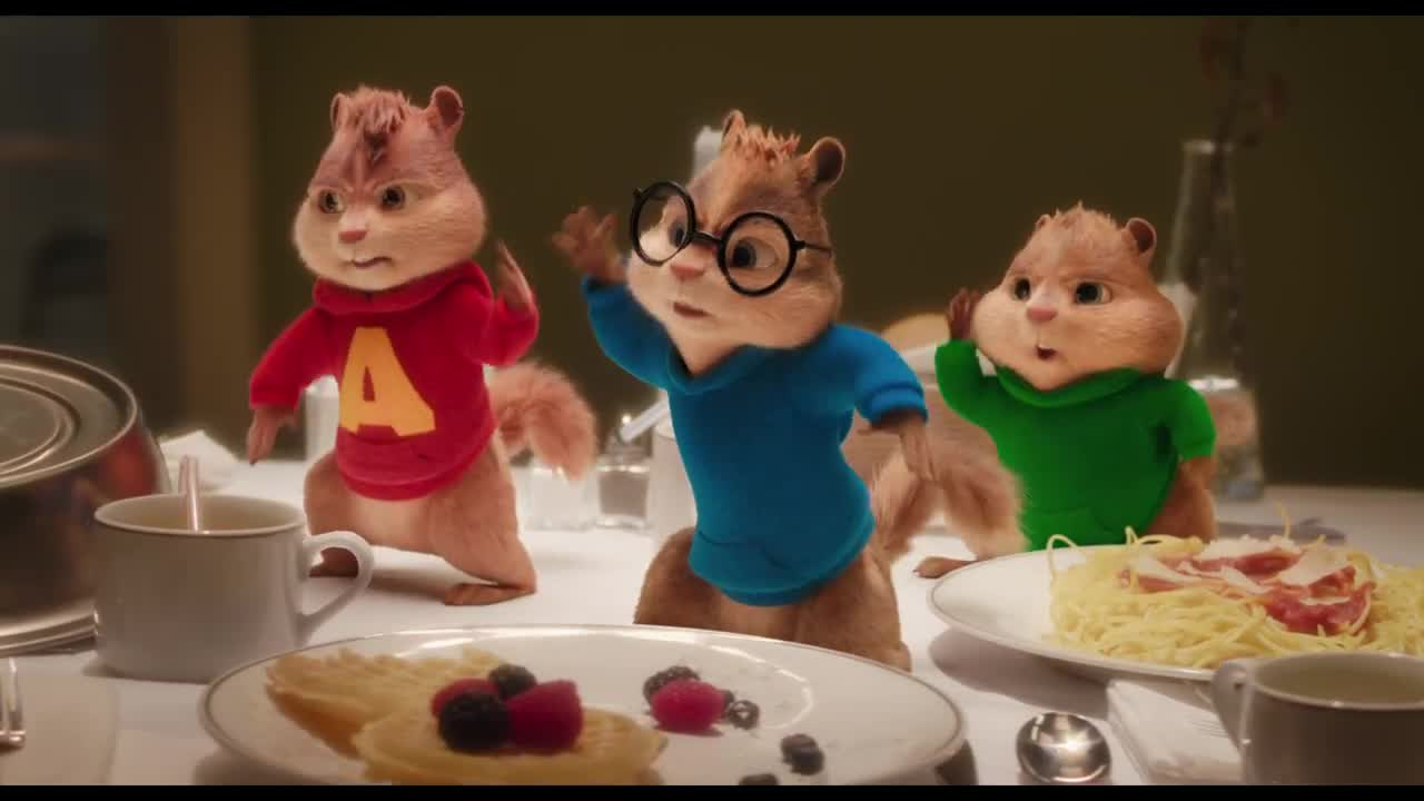 trailer 2 from alvin and the chipmunks the road chip 2015