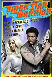 Blackstar Warrior Poster