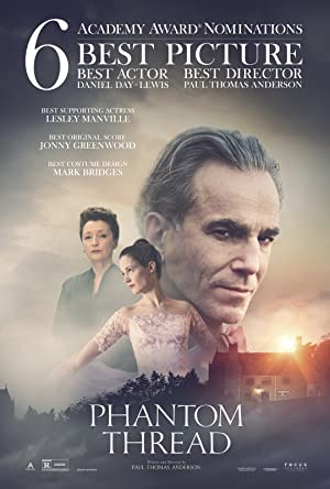 Phantom Thread full movie streaming