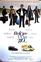 Image of Before You Go