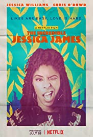 Niesamowita Jessica James / The incredible Jessica James 2017