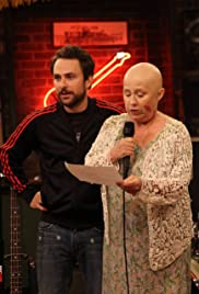 Charlie's Mom Has Cancer Poster